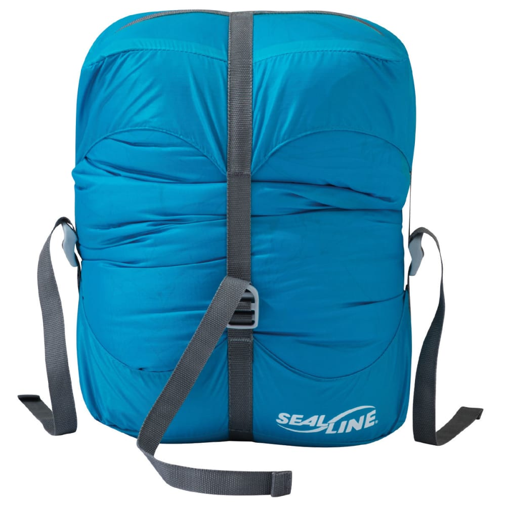 SEALLINE 20L Blockerlite Compression Cinch Sack - BLUE