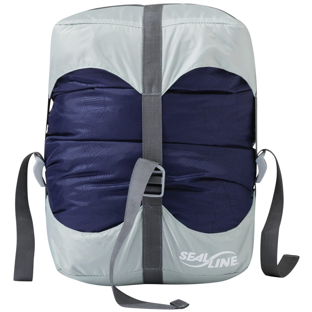 SEALLINE 10L Blocker Compression Cinch Sack - NAVY