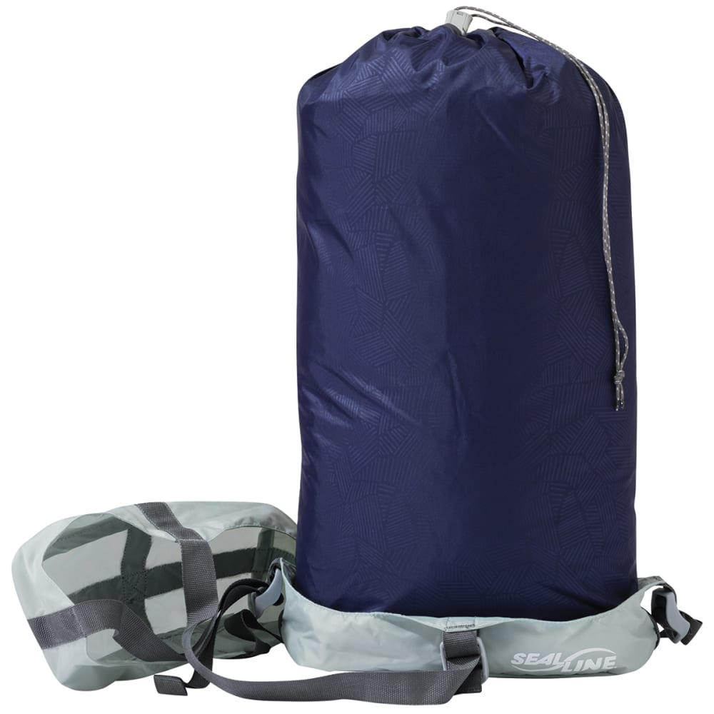 SEALLINE 30L Blocker Compression Cinch Sack - NAVY