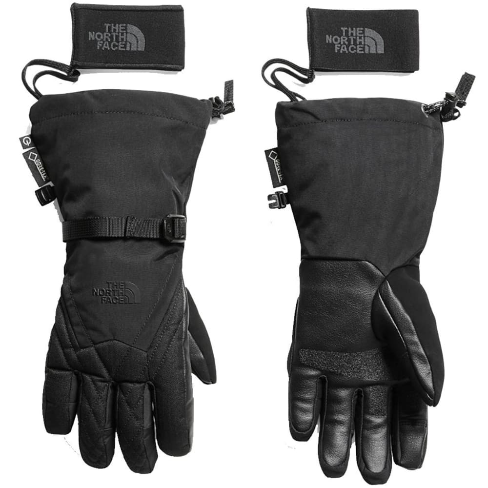 THE NORTH FACE Women's Montana Gore-Tex Gloves - JK3-TNFBLACK