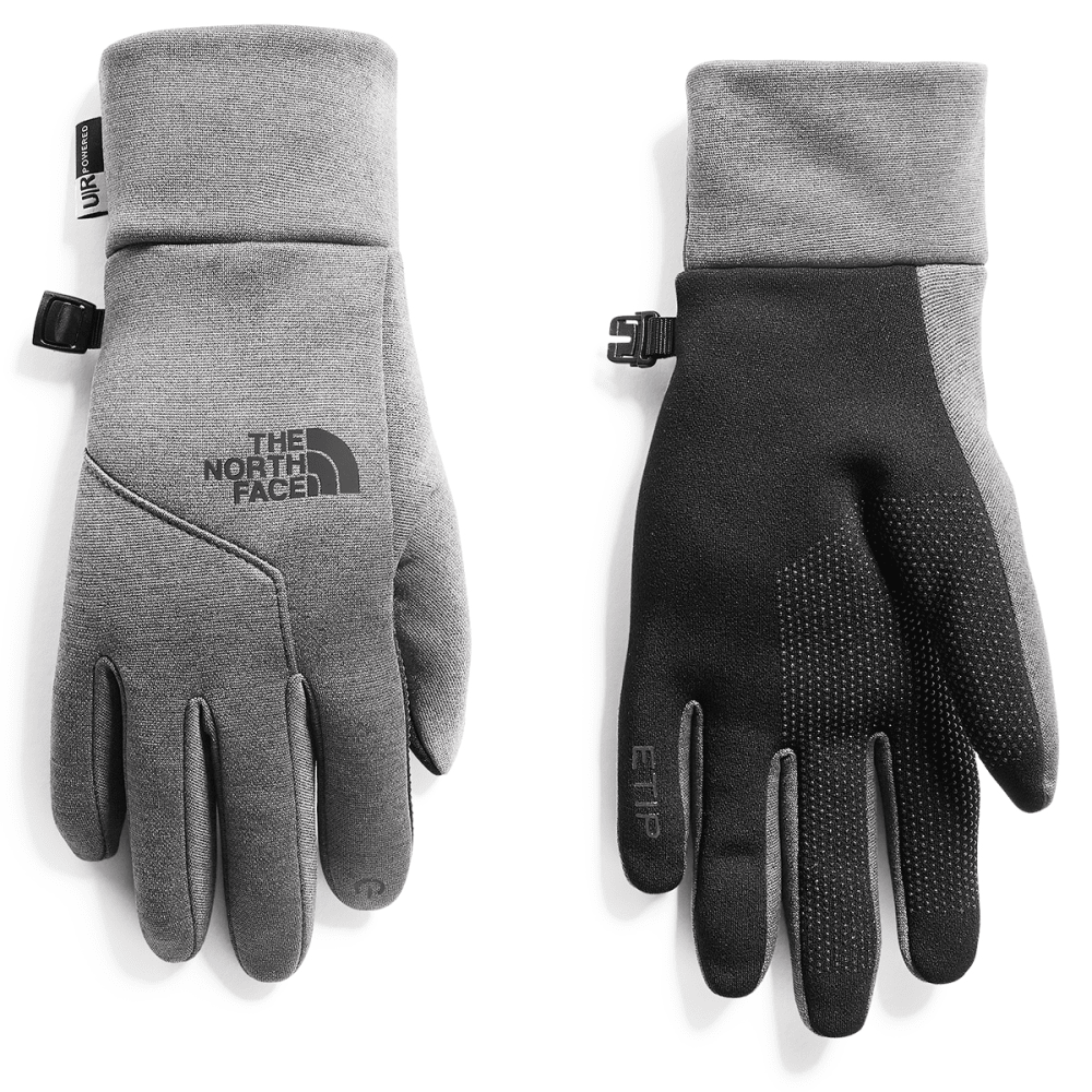 THE NORTH FACE Women's Etip Gloves - JBV-TNF MED GRY HTHR