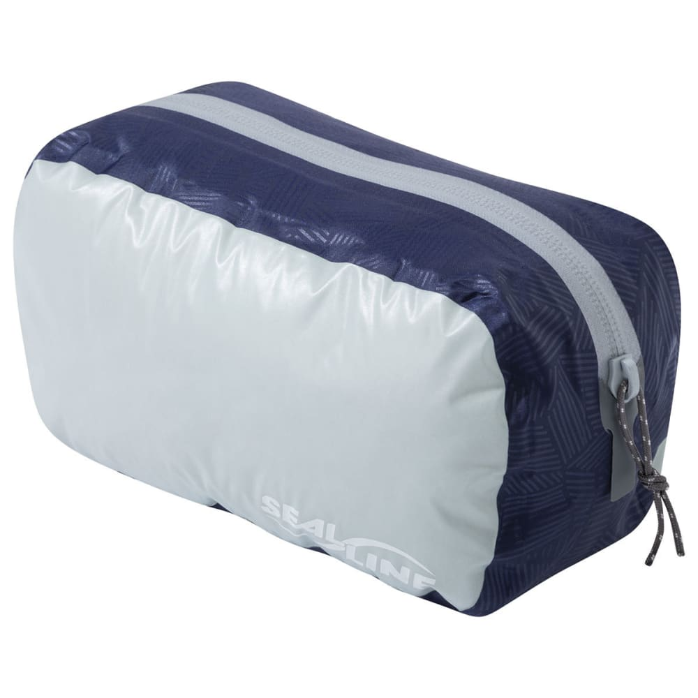 SEALLINE Blocker Zip Dry Sack, Small - NAVY