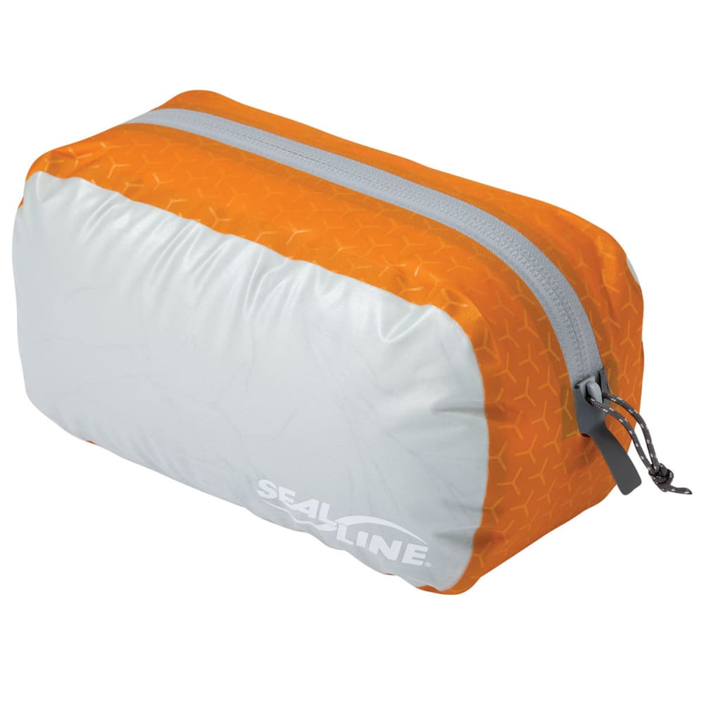 SEALLINE Blocker Zip Sack, Medium - ORANGE