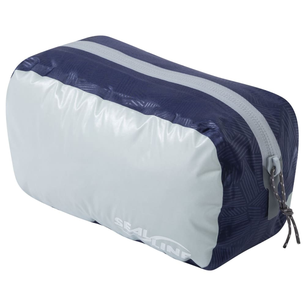 SEALLINE Blocker Zip Dry Sack, Large - NAVY