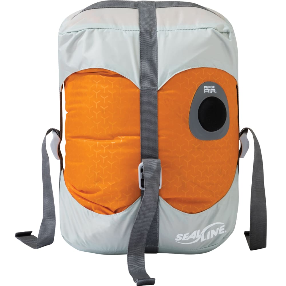SEALLINE 5L Blocker Compression Dry Sack - ORANGE
