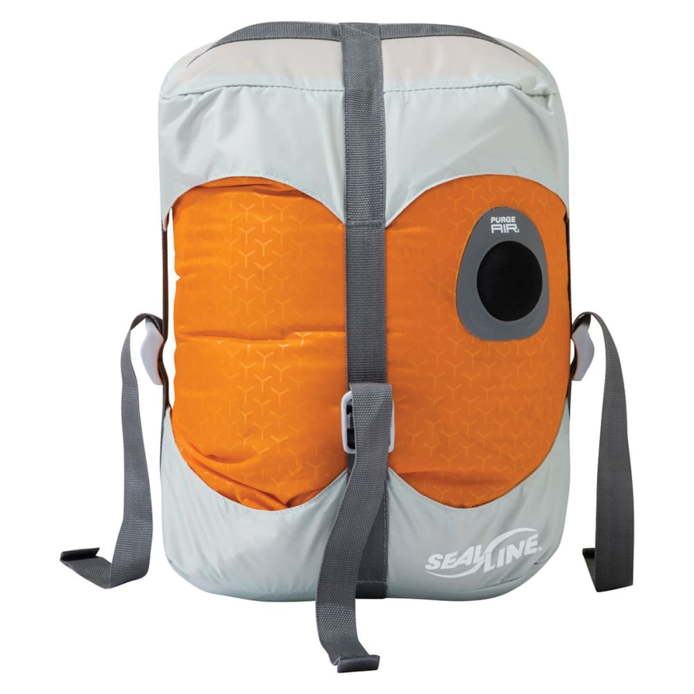SEALLINE 10L Blocker™ Compression Dry Sack - ORANGE