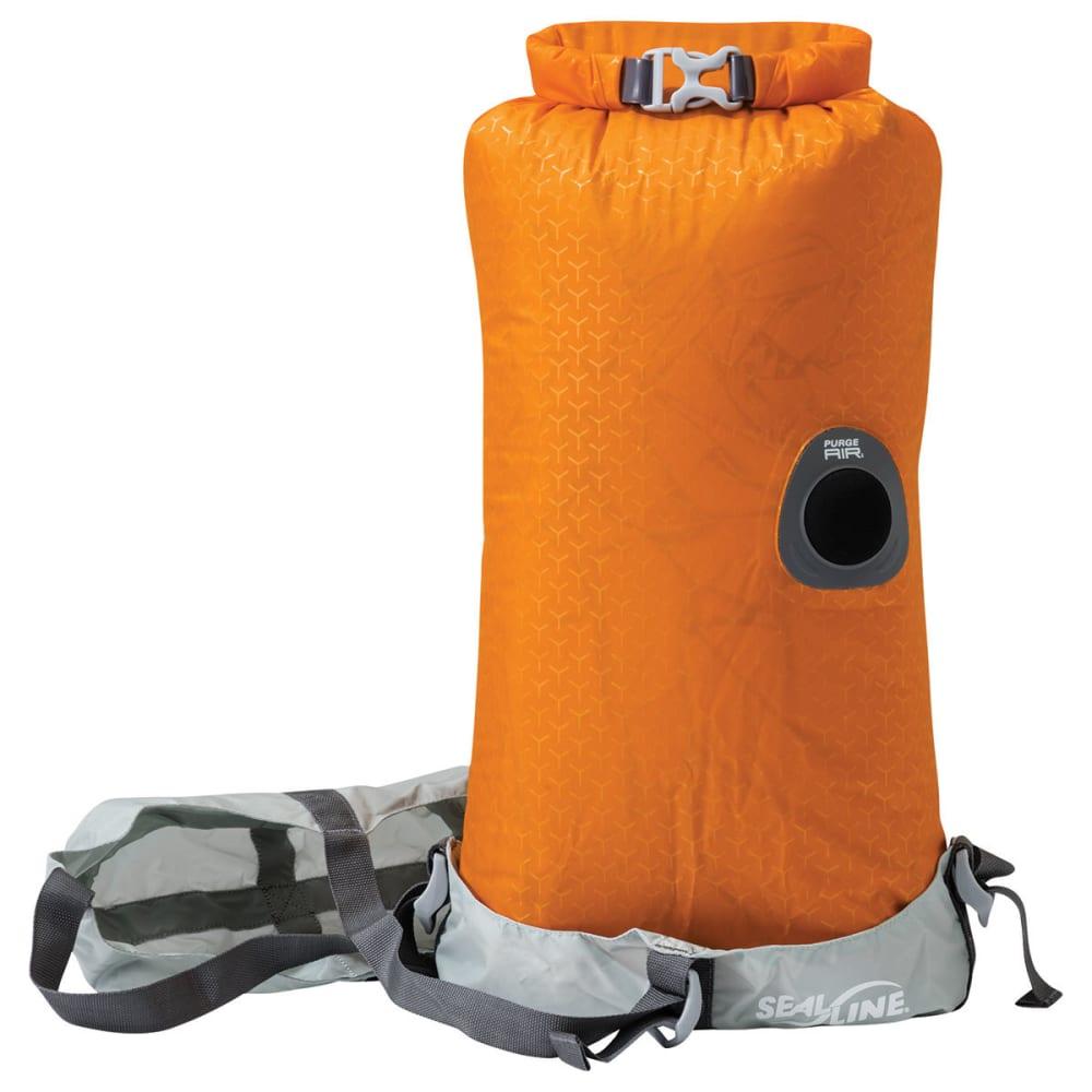 SEALLINE 10L Blocker Compression Dry Sack - ORANGE