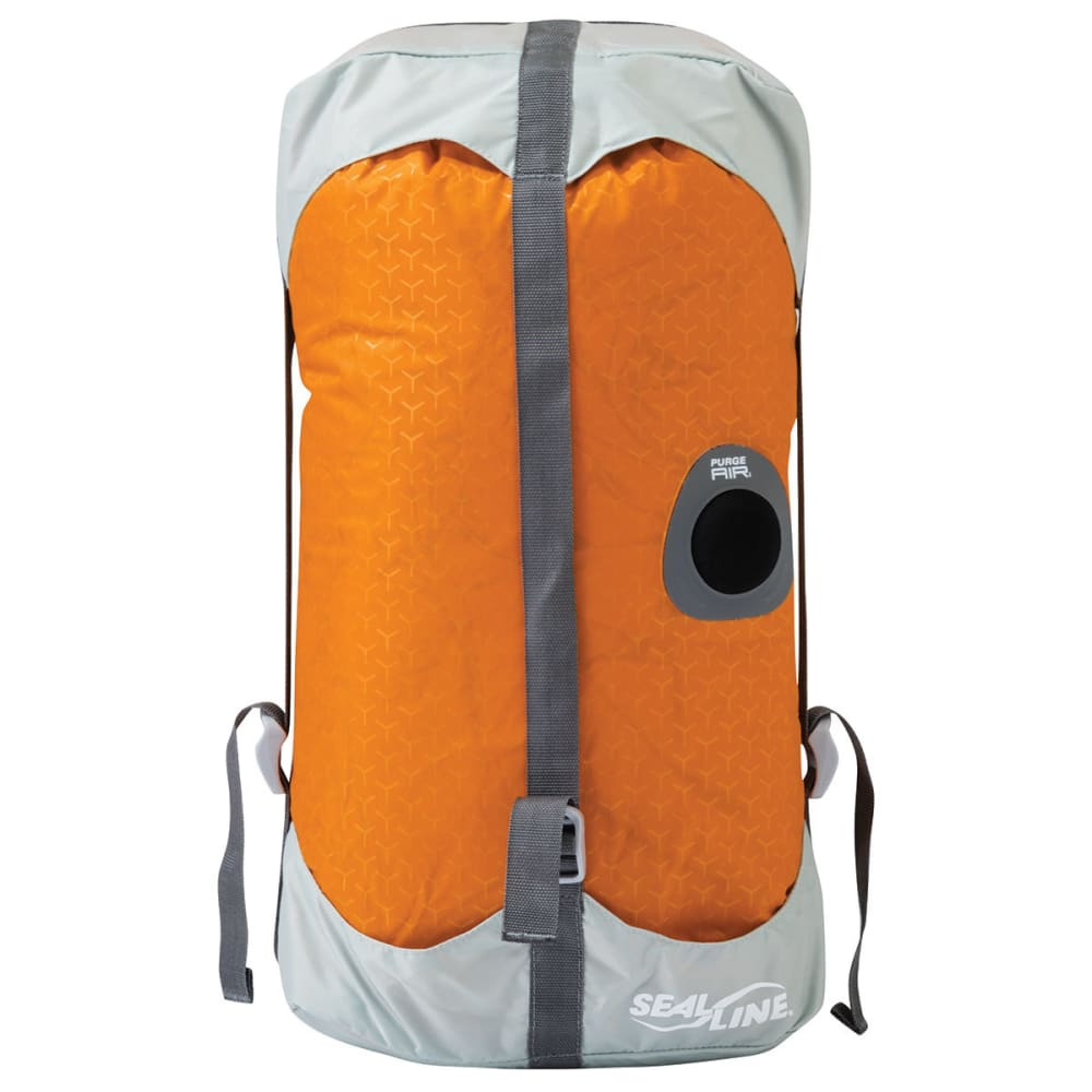 SEALLINE 30L Blocker™ Compression Dry Sack - ORANGE