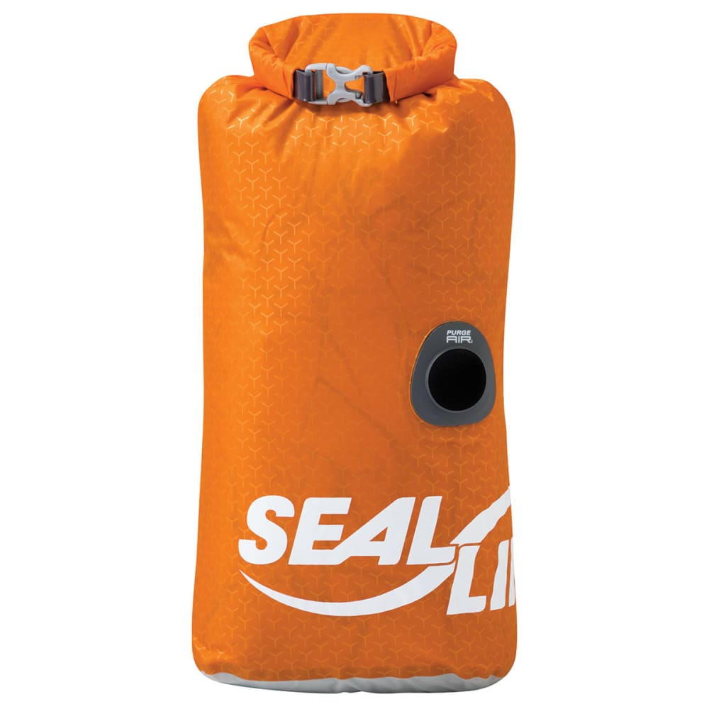 SEALLINE 5L Blocker™ Purgeair™ Dry Sack - ORANGE