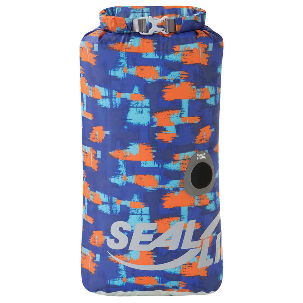 SEALLINE 10L Blocker™ PurgeAir™ Dry Sack - BLUE CAMO