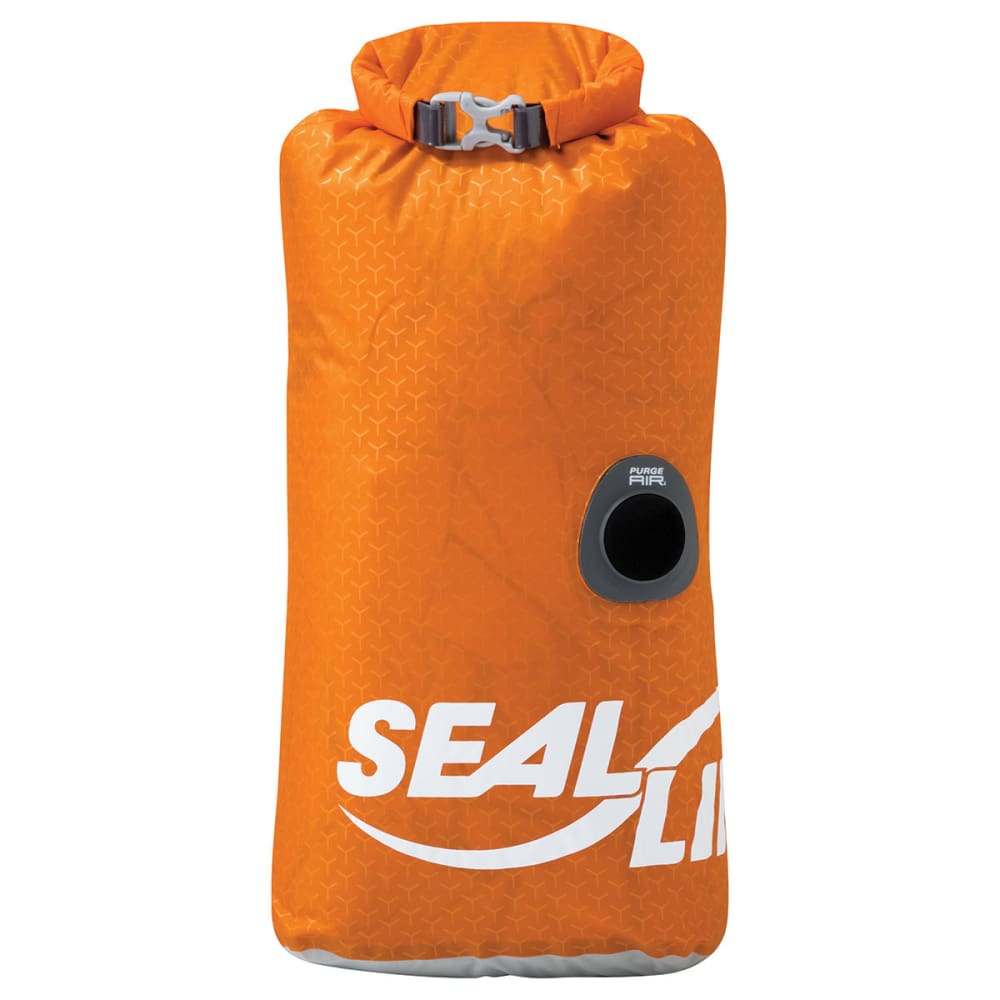 SEALLINE 20L Blocker™ Purgeair™ Dry Sack - ORANGE