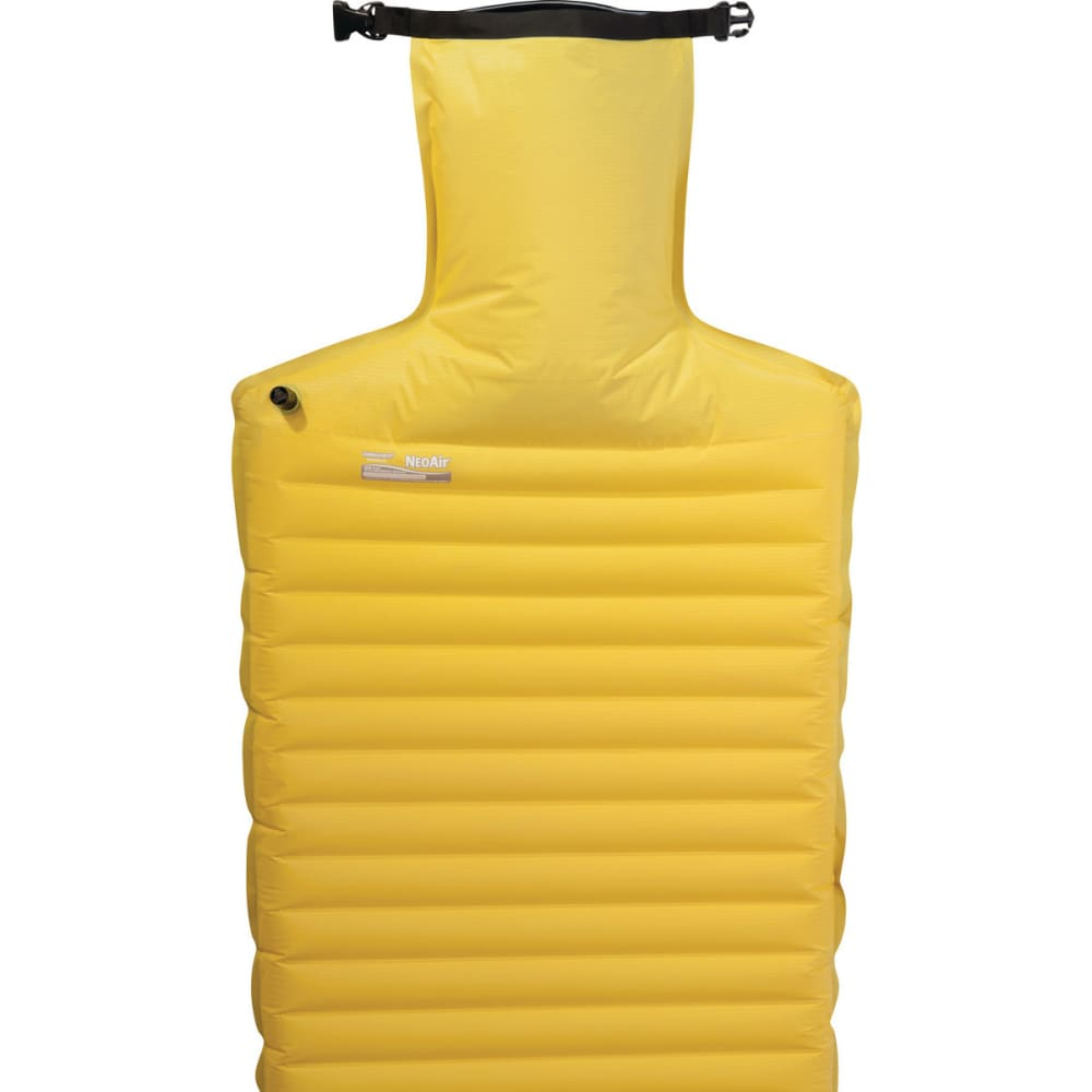 THERM-A-REST NeoAir XLite Max SV Sleeping Pad, Regular - LEMON CURRY