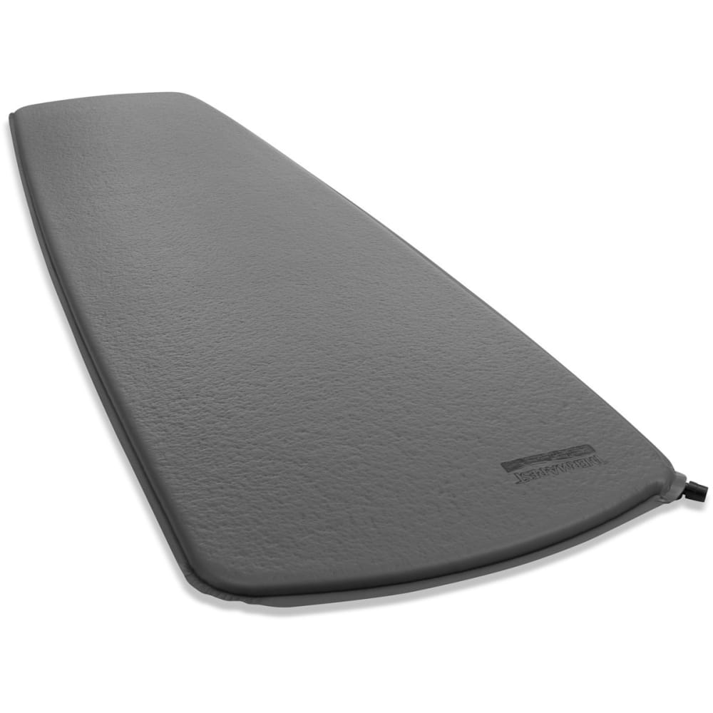 THERM-A-REST Trail Scout Sleeping Pad, Regular - GREY