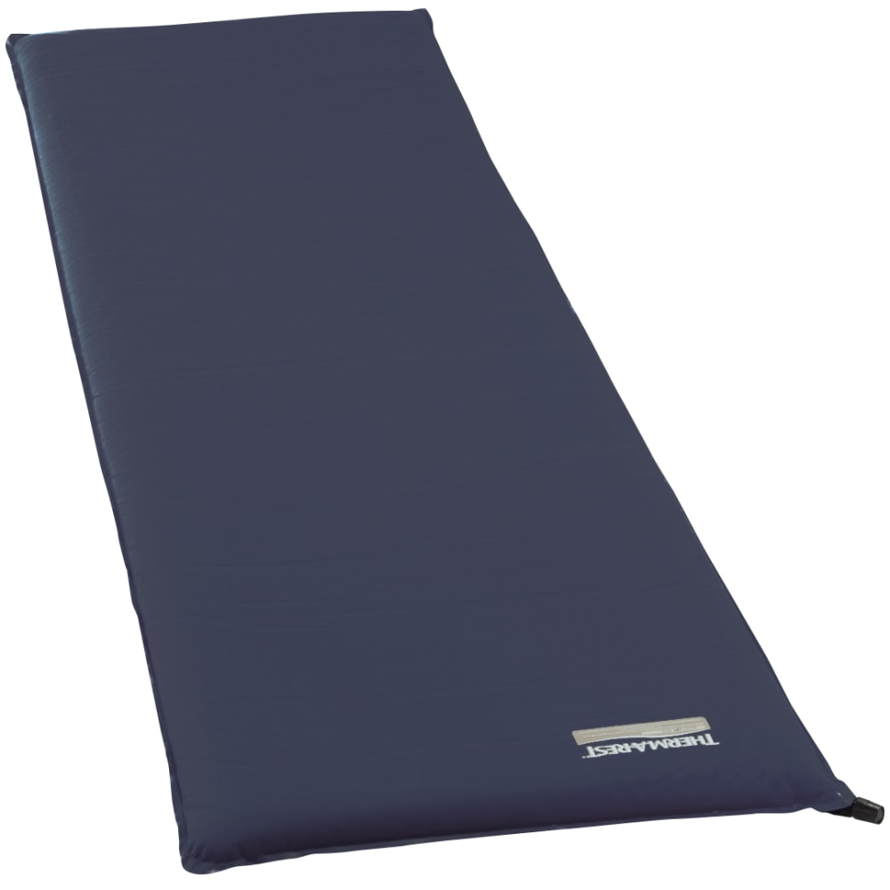THERM-A-REST BaseCamp Sleeping Pad, Regular  - BLUE NIGHT