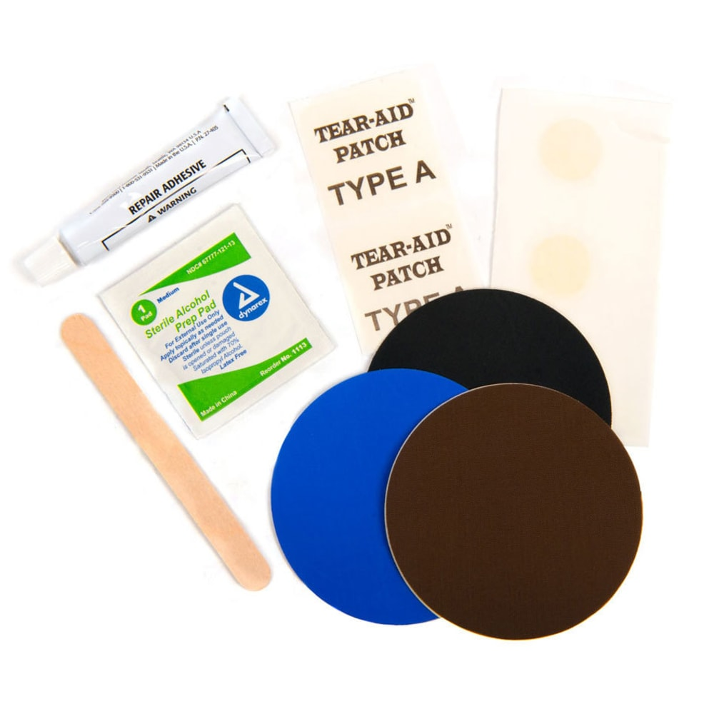 THERM-A-REST Permanent Home Mattress Repair Kit - NO COLOR