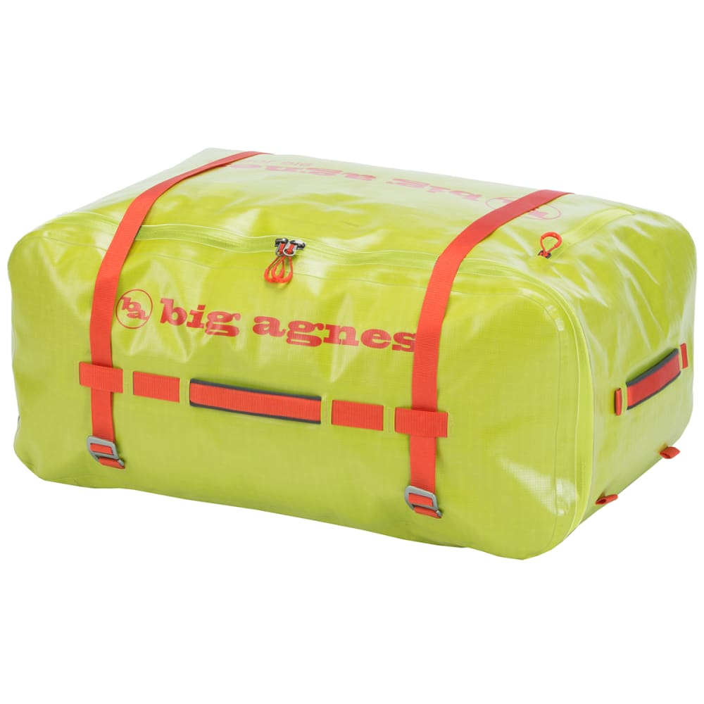 BIG AGNES Big Joe Duffel - 80L - LIME