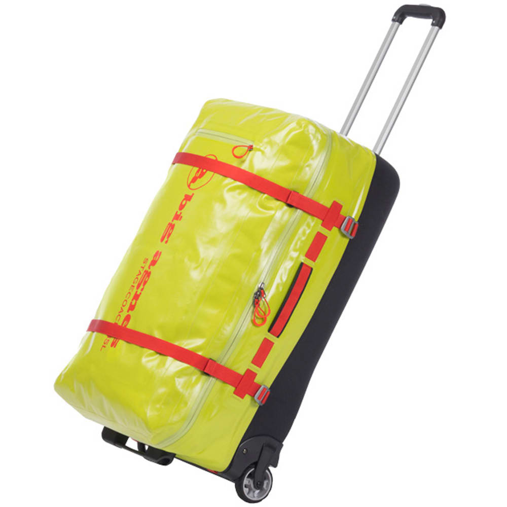 BIG AGNES Stagecoach Rolling Duffel - 85L - LIME