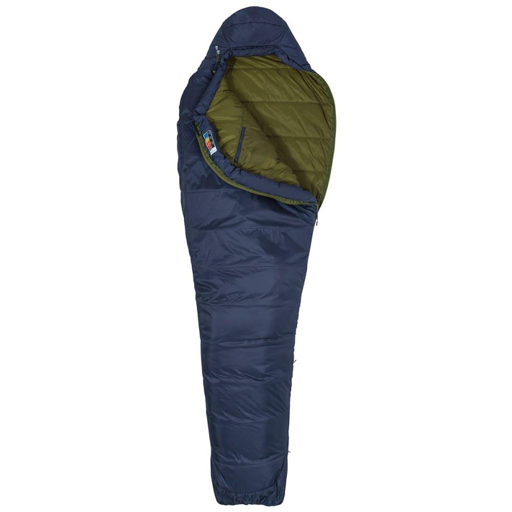 MARMOT Ultra Elite 30 Sleeping Bag - Long - DARK STEEL/GREEN