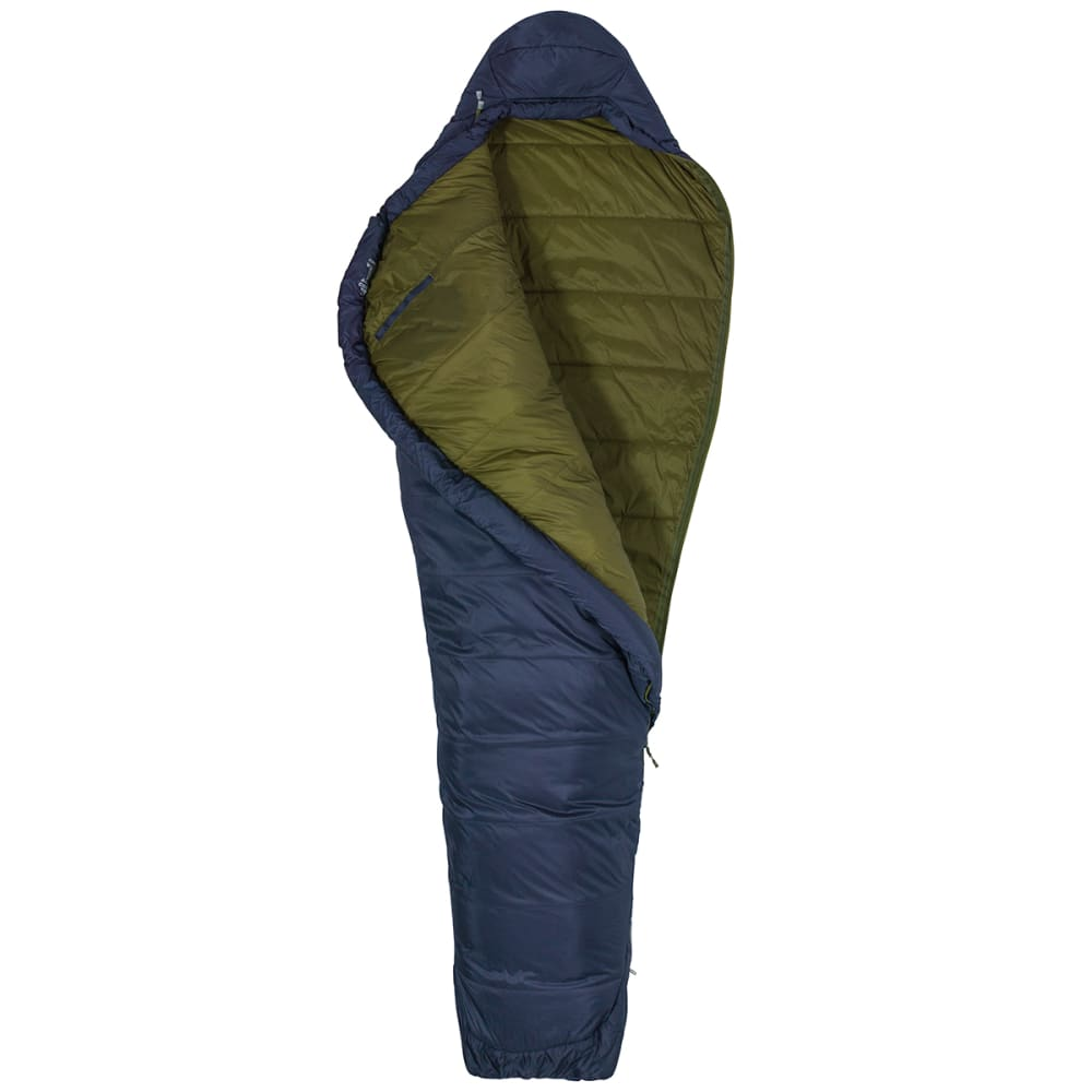MARMOT Ultra Elite 30 Sleeping Bag - Long - DARK STEEL/GREEN