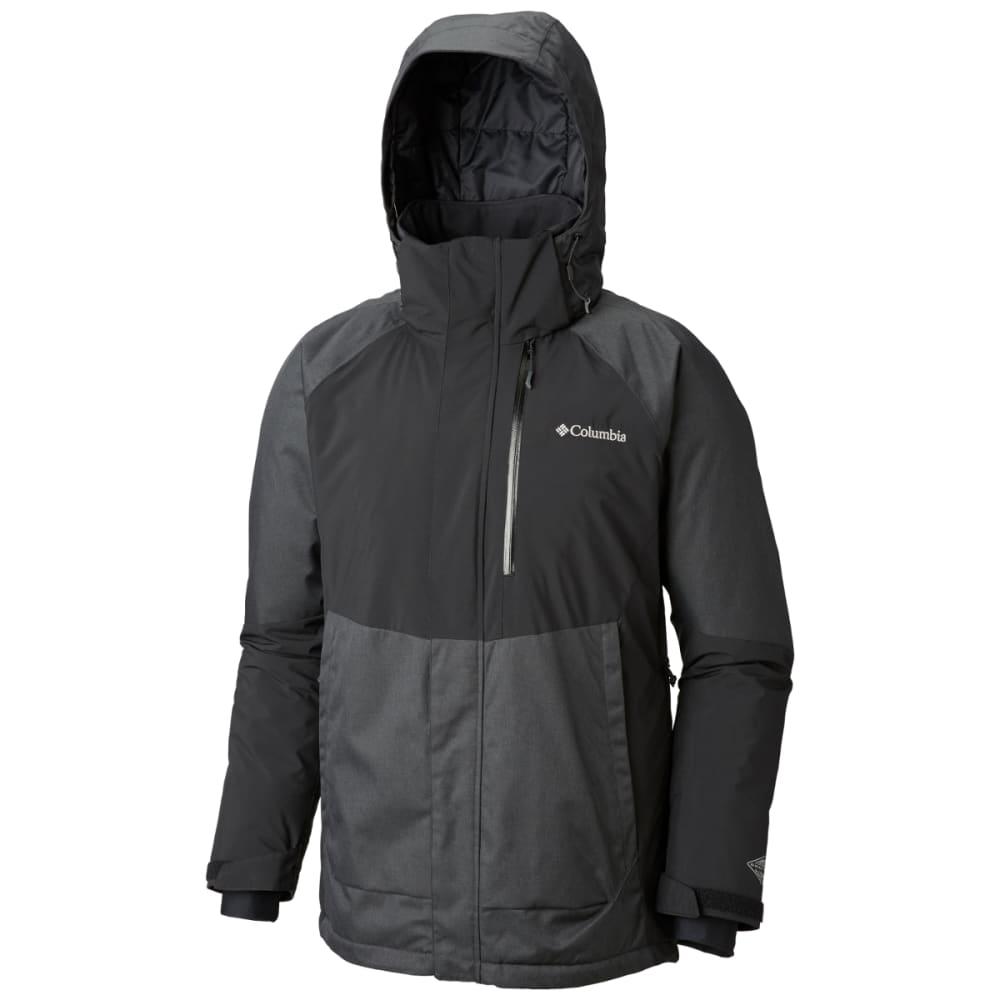 COLUMBIA Men's Wildside Jacket - 010-BLACK