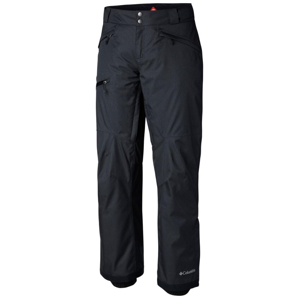 COLUMBIA Men's Cushman Crest Pants - 030-CHARCOAL HEATHER