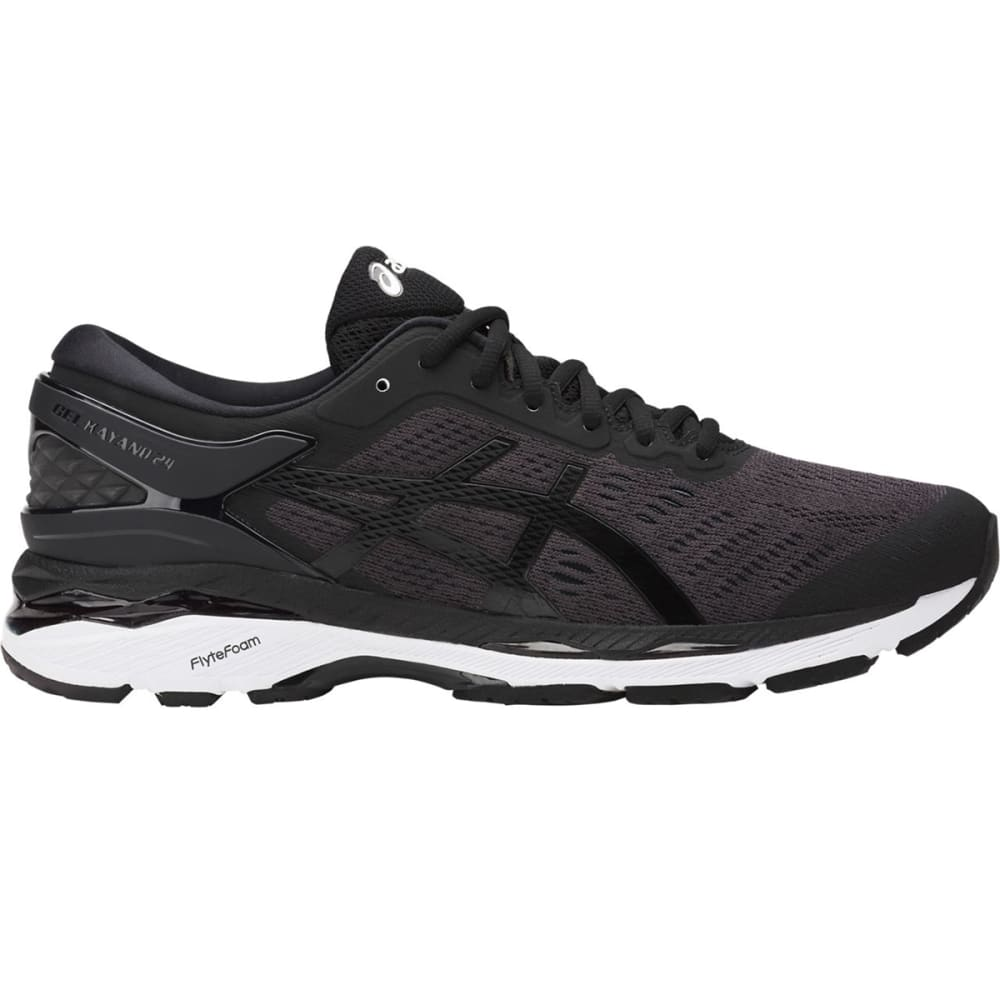 ASICS Men's GEL-Kayano 24 Running Shoes - BLACK