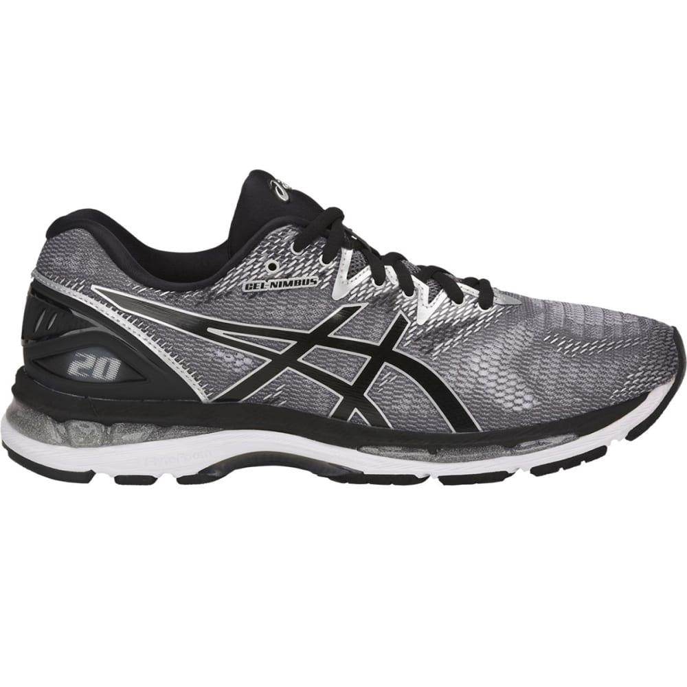 ASICS Men's GEL-Nimbus 20 Running Shoes - CARBON - 9790