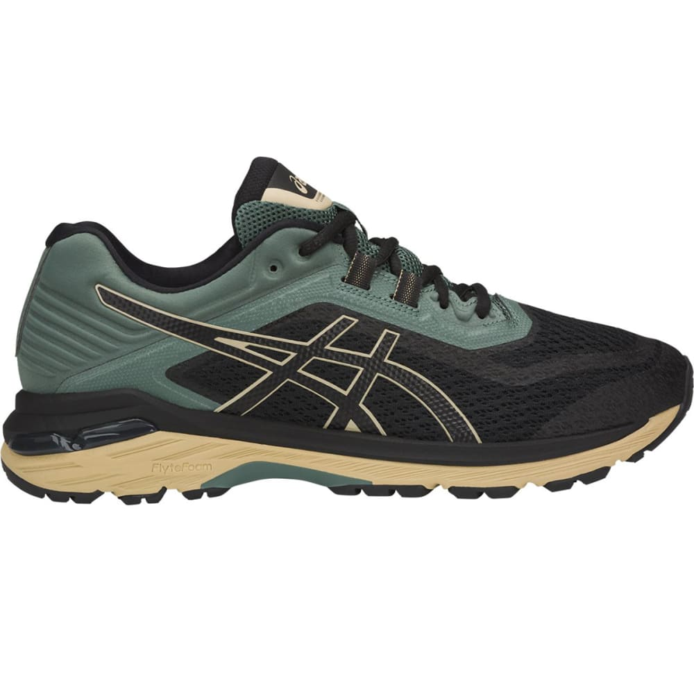 ASICS Men's GT-2000 6 Trail Running Shoes - BLACK -9090
