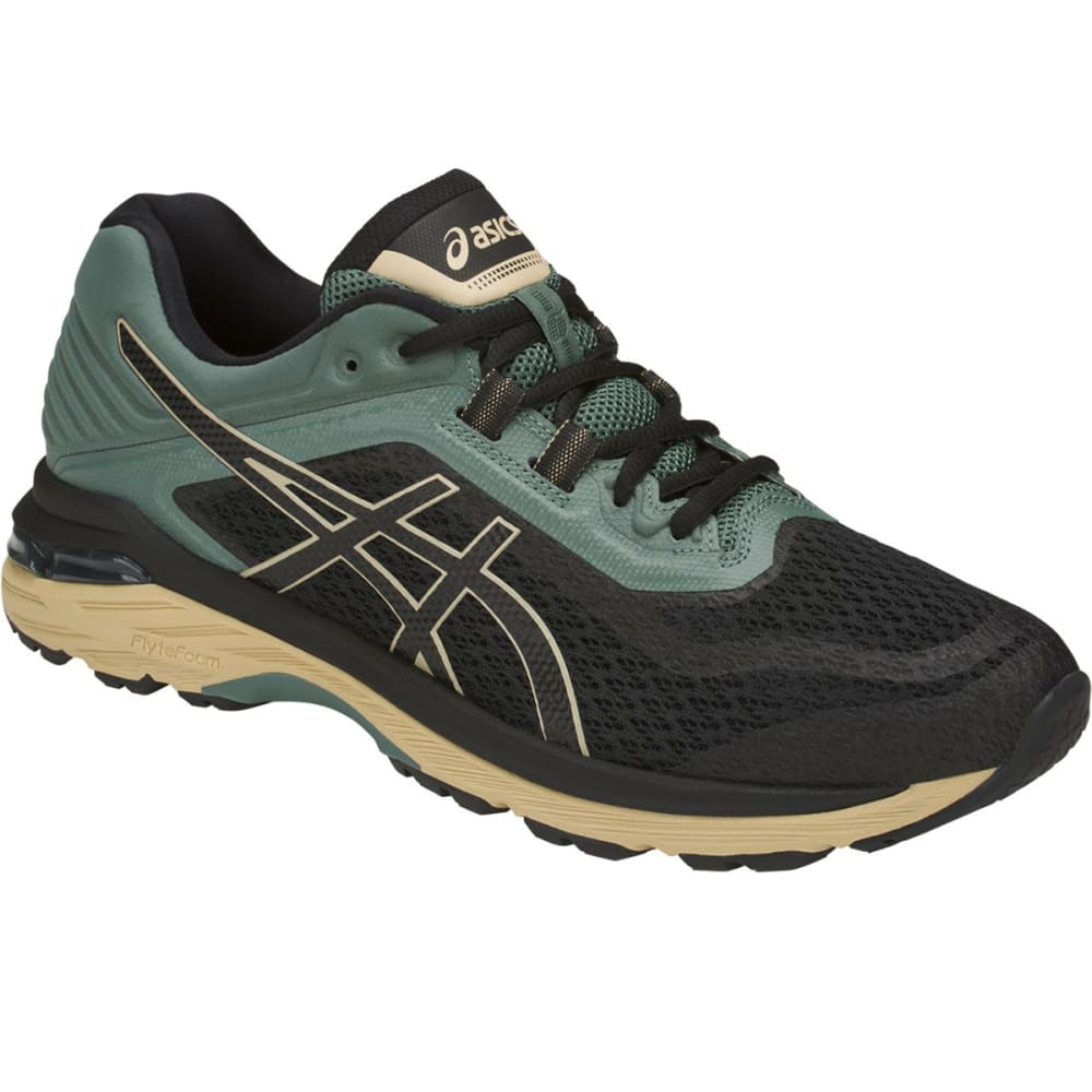 ASICS Men's GT-2000 6 Trail Running Shoes - BLACK -9090