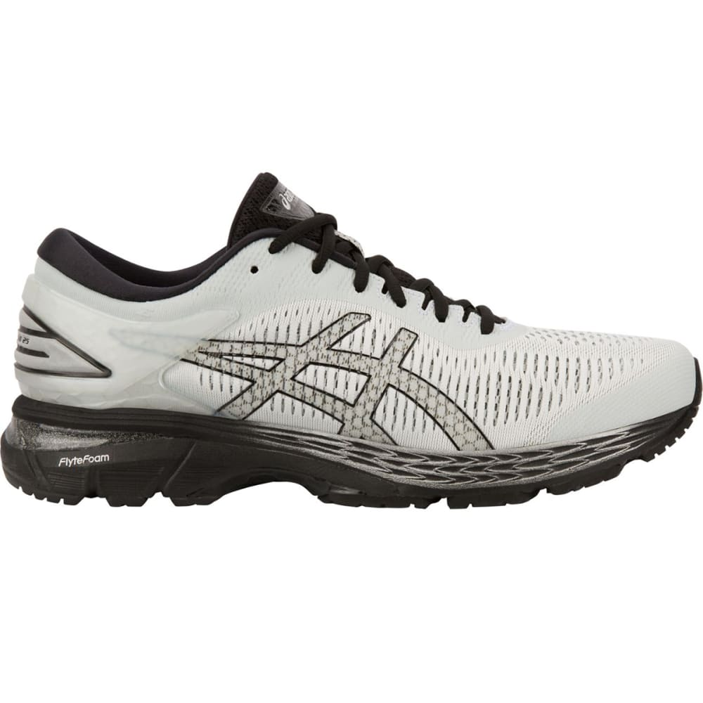ASICS Men's GEL-Kayano 25 Running Shoes - GLACIER GRY - 021