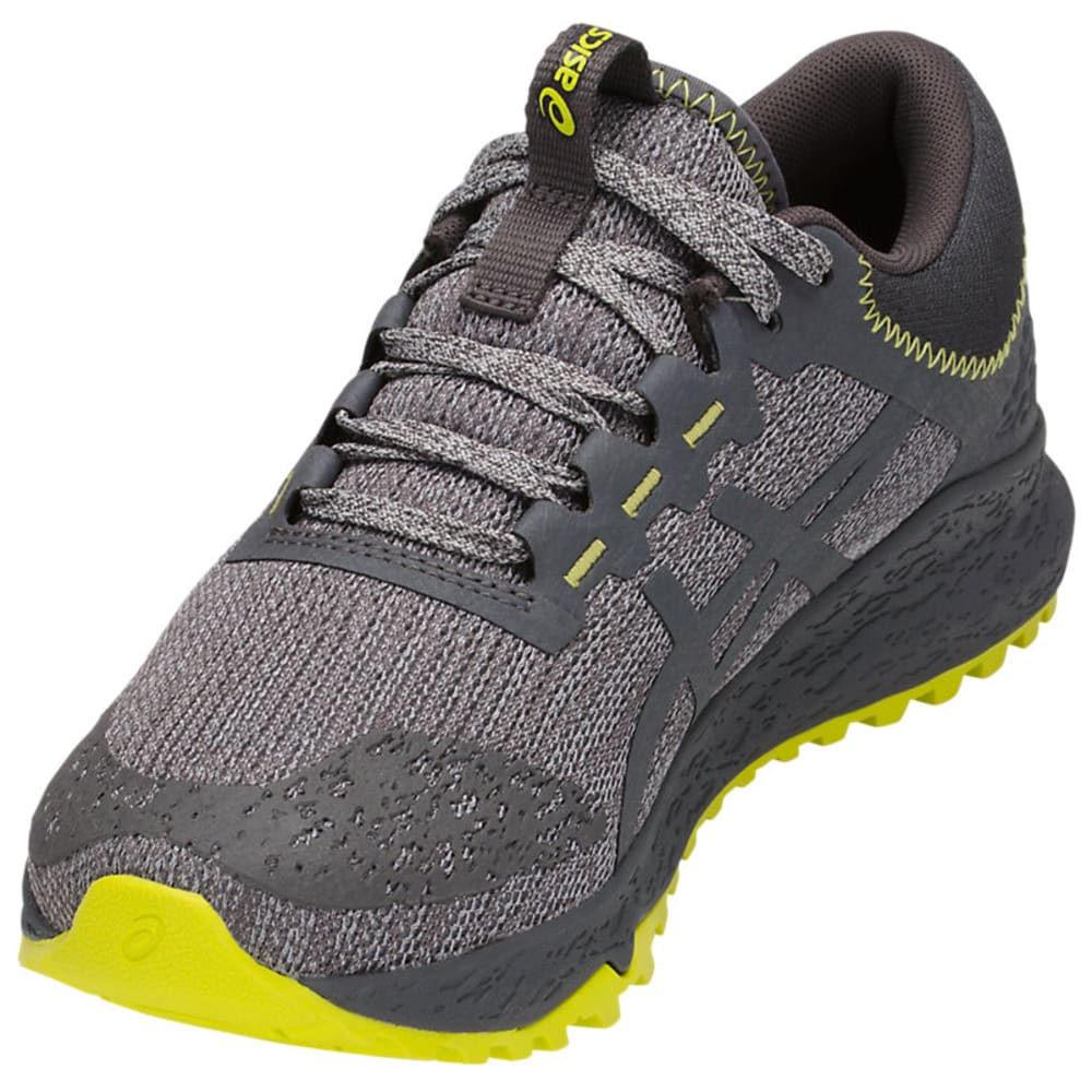 ASICS Women's Alpine XT Trail Running Shoes - GREY -9697