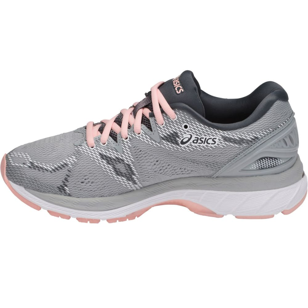 save off 660c2 cc38c ASICS Women  39 s GEL-Nimbus 20 Running Shoes - GREY - 9696
