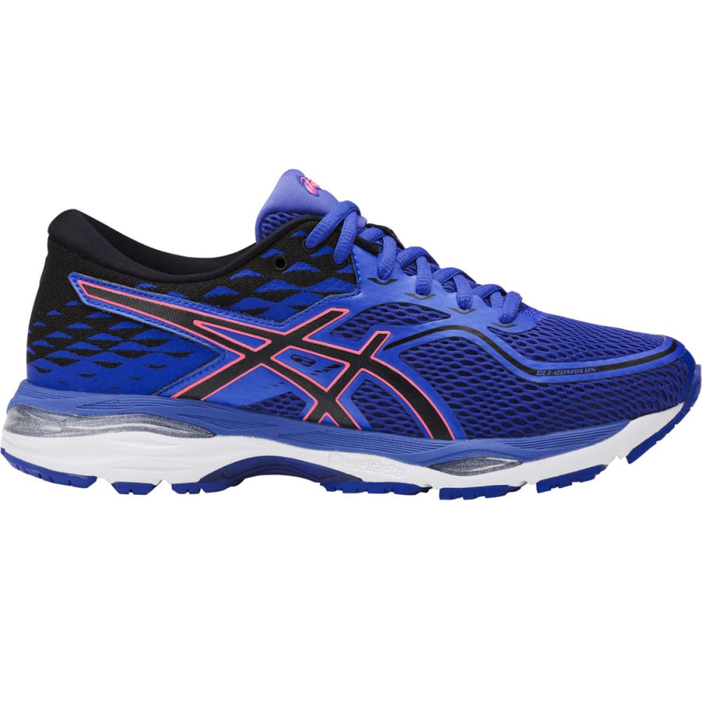 ASICS Women's GEL-Cumulus 19 Running Shoes - BLUE PURPLE - 4890