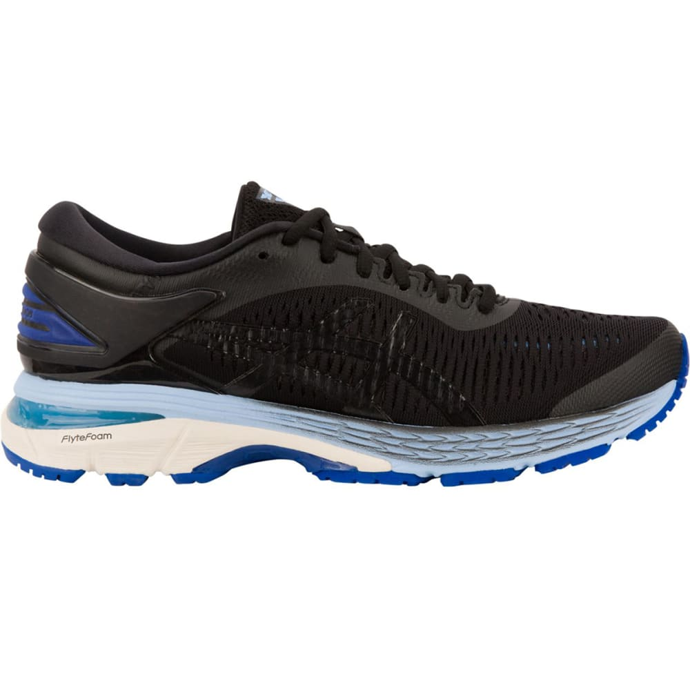 ASICS Women's GEL-Kayano 25 Running Shoes - SMOKE BLUE - 001