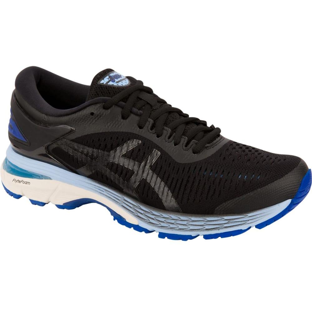 ASICS Women's GEL-Kayano 25 Running Shoes - SMOKE BLUE - 001