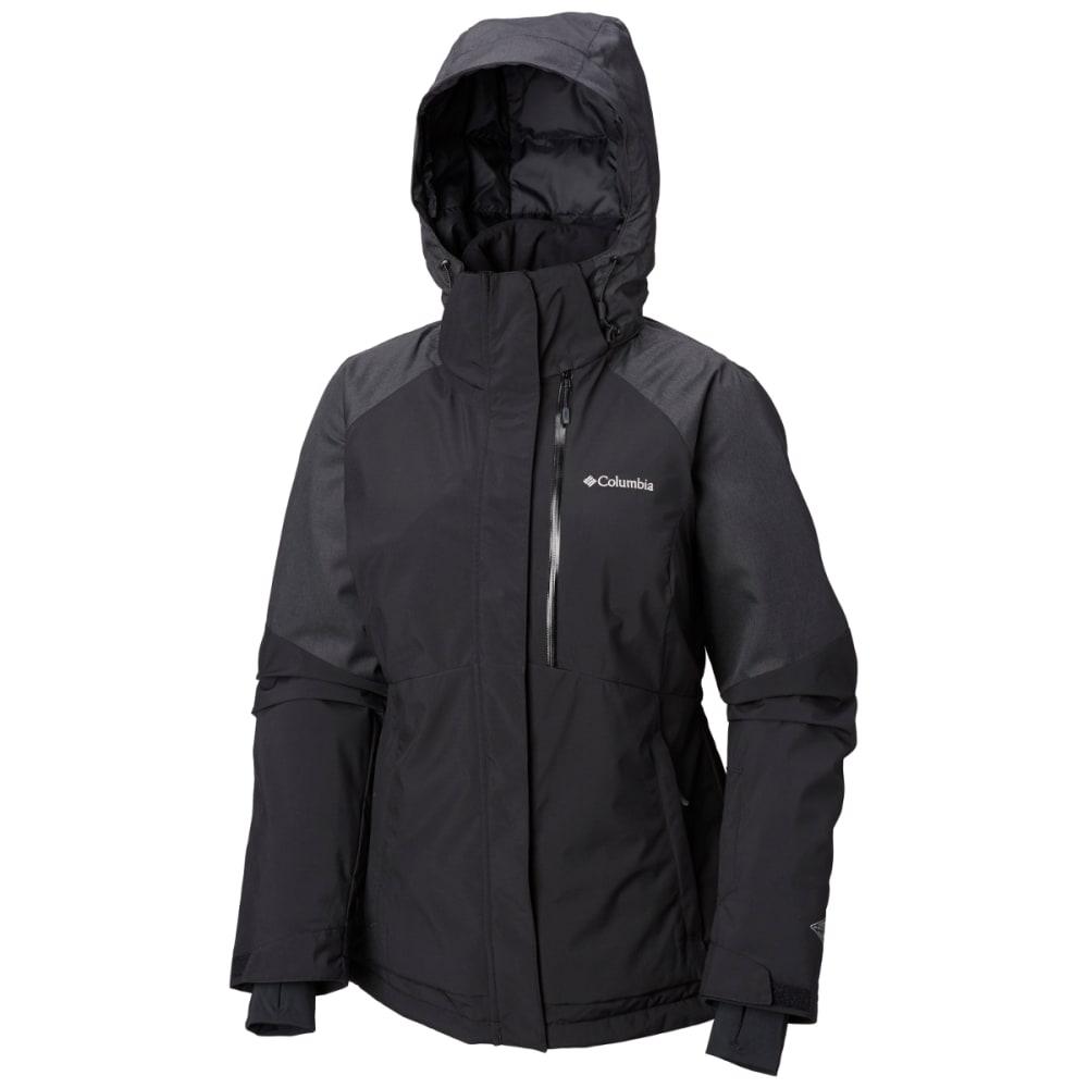 COLUMBIA Women's Wildside Jacket - 010-BLACK