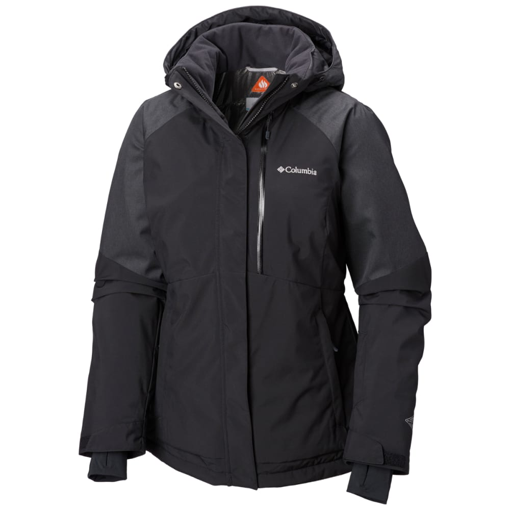 COLUMBIA Women's Wildside Jacket - 010-BLACK