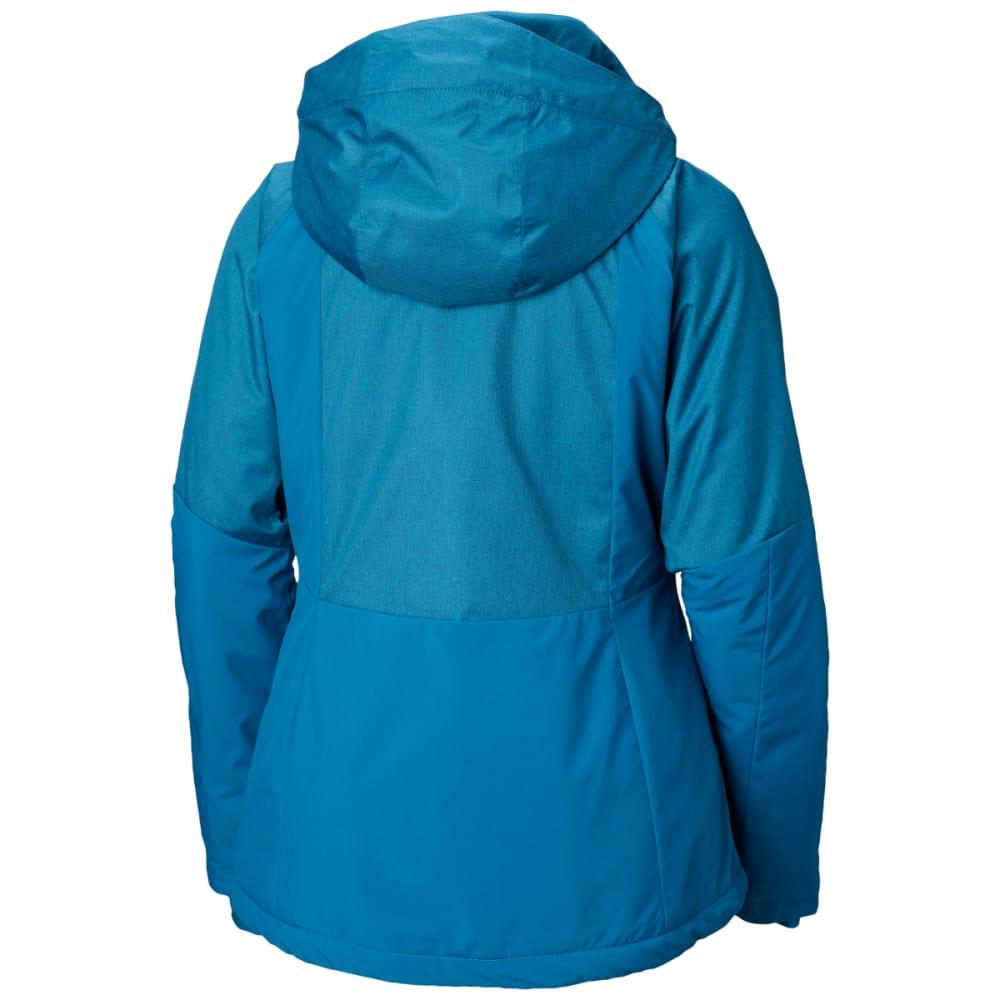 COLUMBIA Women's Wildside Jacket - 457-LAGOON