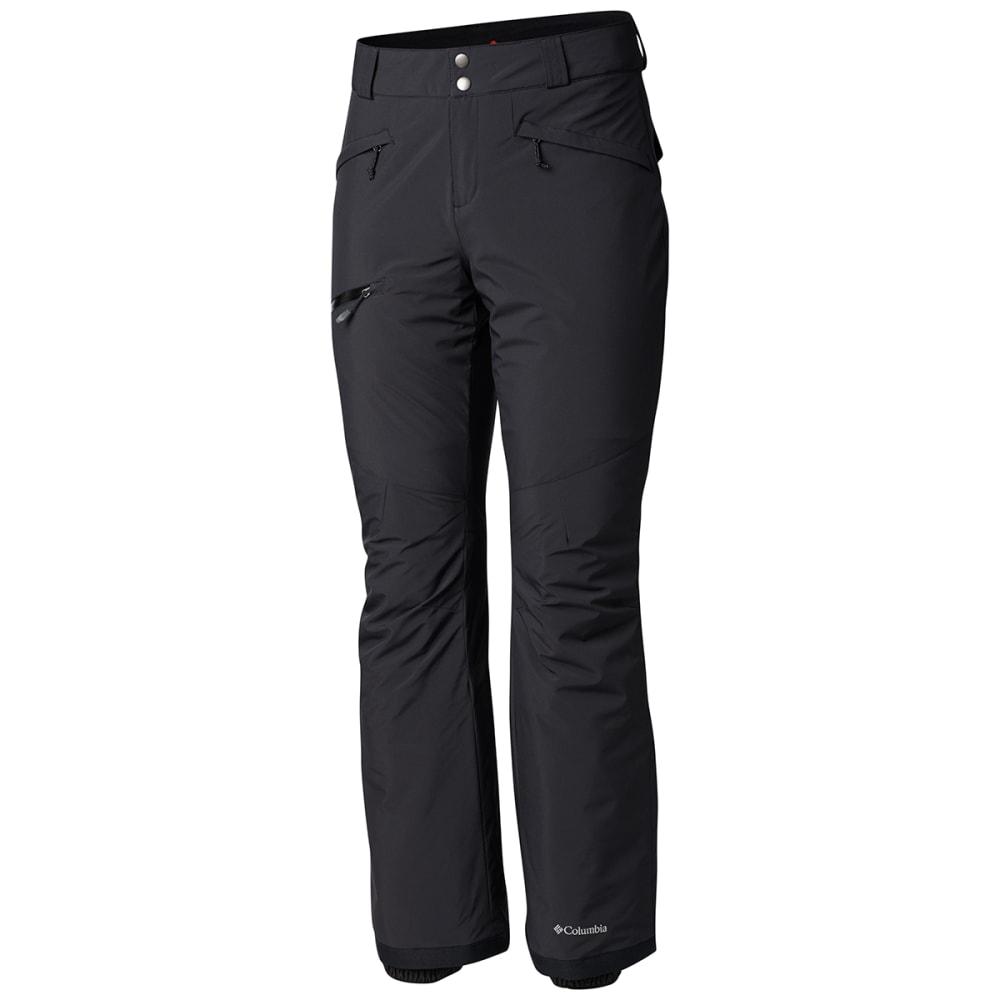 COLUMBIA Women's Wildside Pant - 010-BLACK