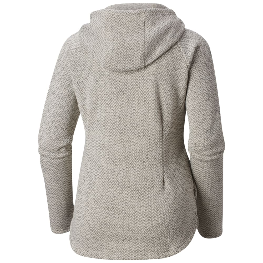 COLUMBIA Women's Darling Days II Hoodie - 106-LT BISQUE