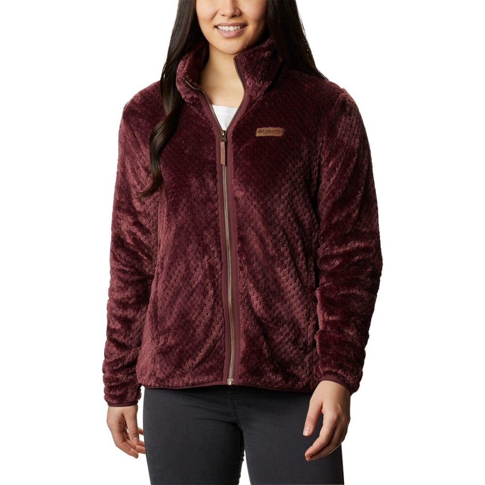 COLUMBIA Women's Fire Side II Sherpa Full Zip Fleece Jacket S