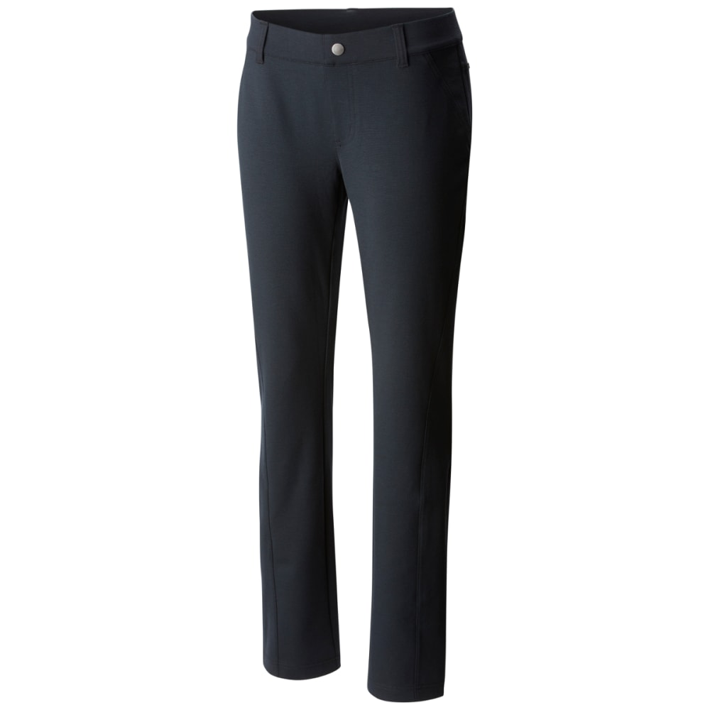 COLUMBIA Women's Outdoor Ponte II Pant - BLACK-010