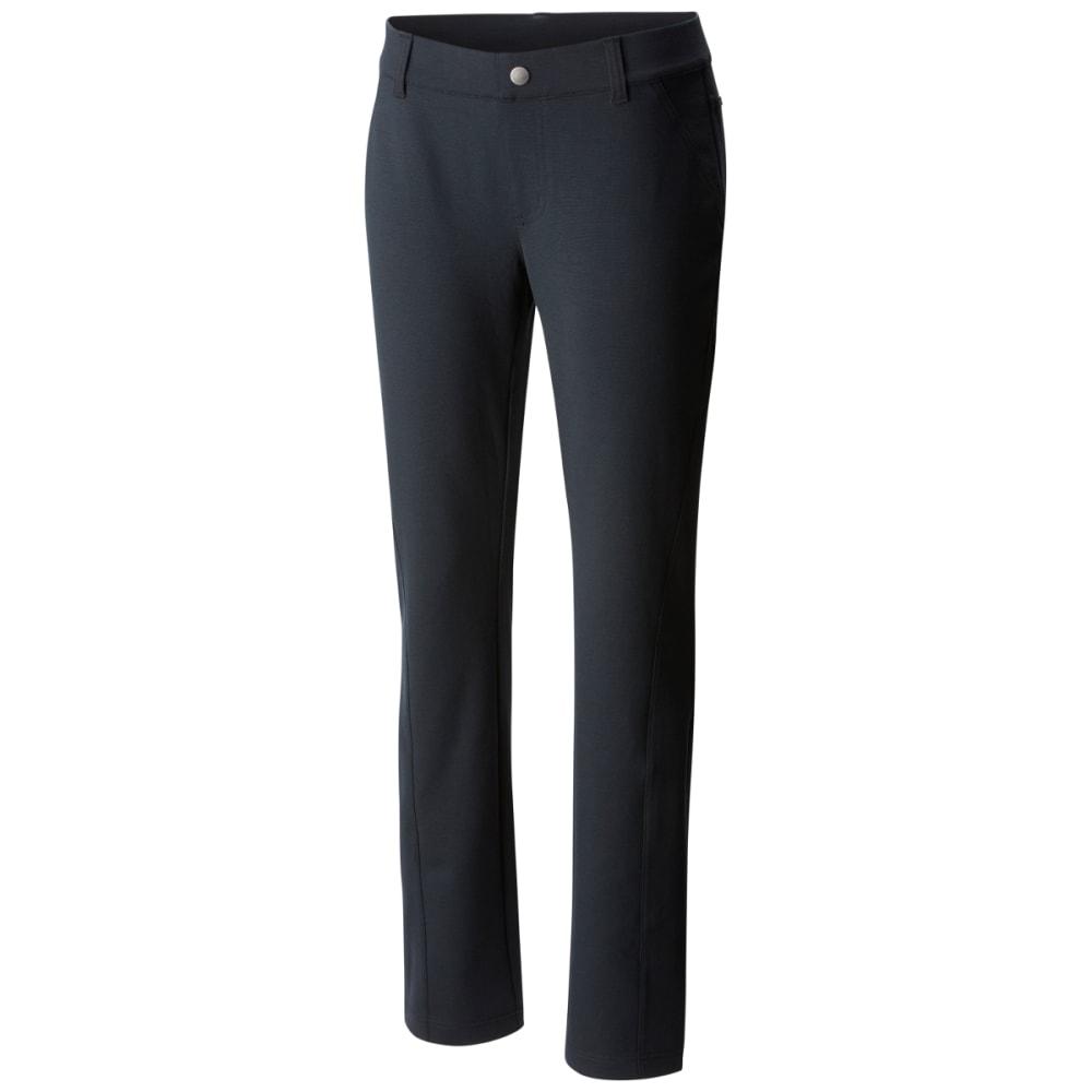 COLUMBIA Women's Outdoor Ponte II Pant - BLACK-010