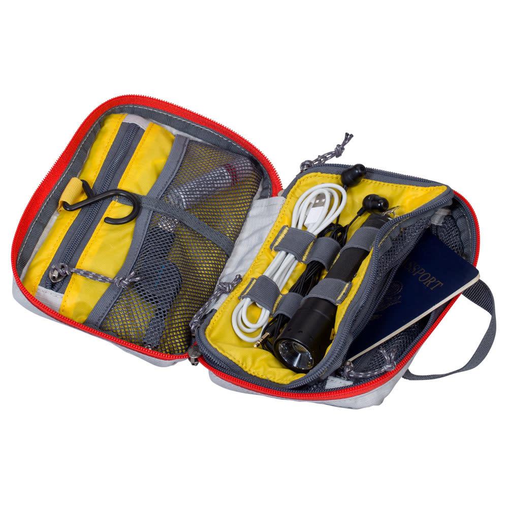 MOUNTAINSMITH Essentials Stash Bag, Small - GLACIER GREY