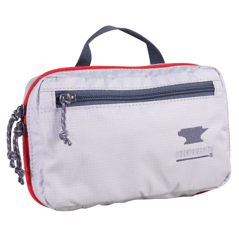 MOUNTAINSMITH Essentials Stash Bag, Small - GLACIER GREY