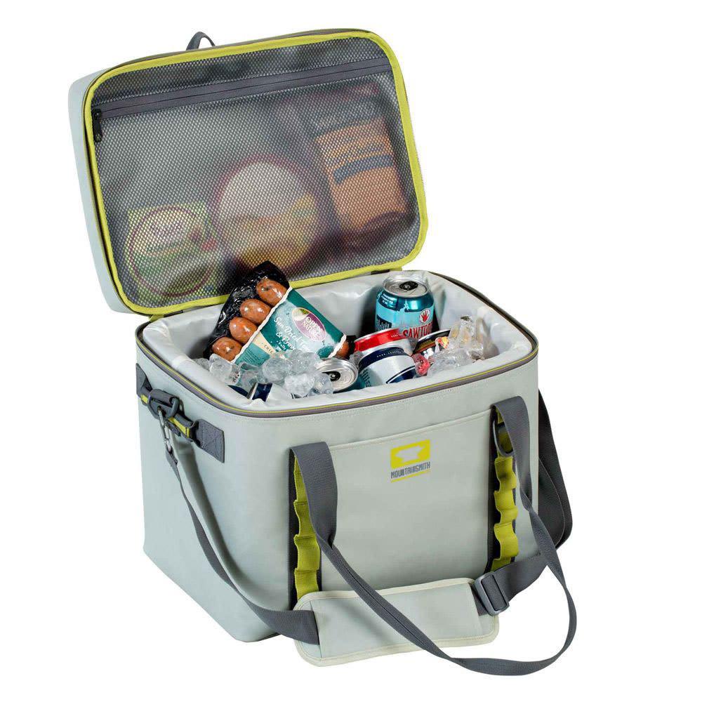 MOUNTAINSMITH Cooloir 24 Soft Cooler - GLACIER GREY