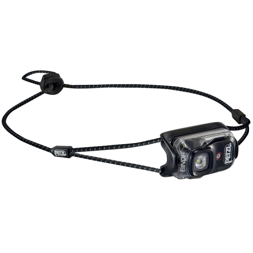 PETZL BINDI Headlamp - BLACK