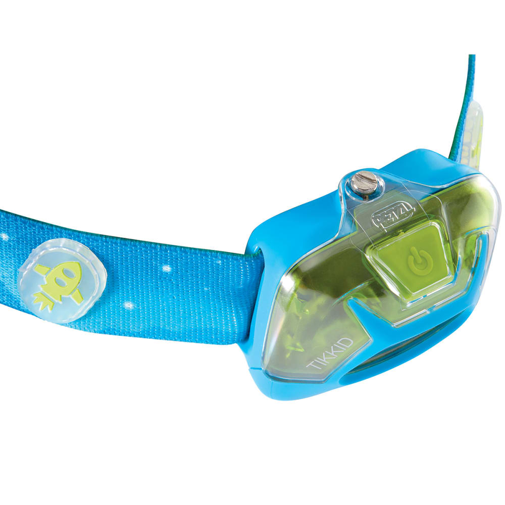 PETZL Kids' TIKKID Headlamp - BLUE