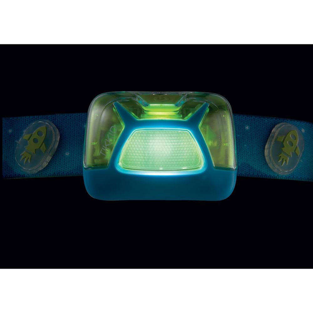 PETZL Kids' TIKKID Headlamp - BLUE