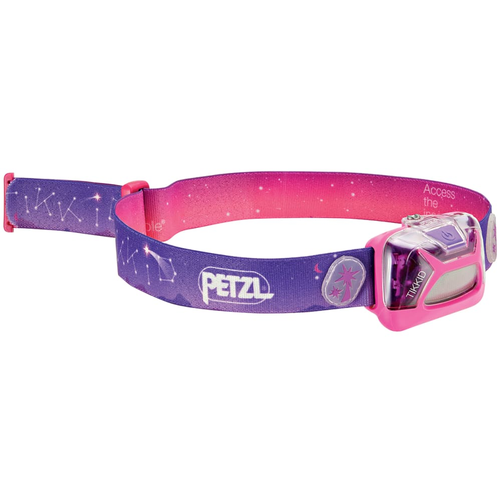 PETZL Kids' TIKKID Headlamp - PINK